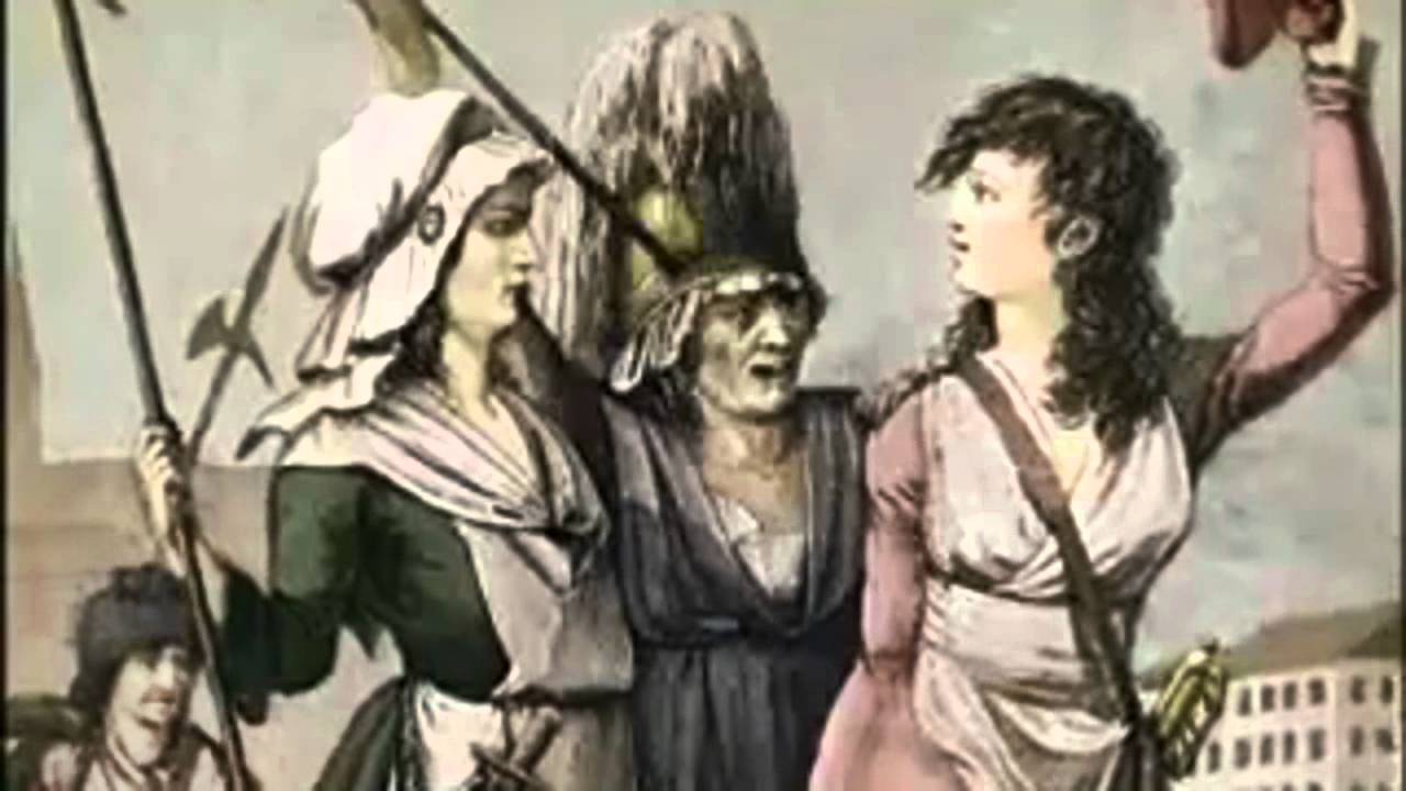 role of french revolution on freedom movement Religion played a major role in the american revolution by offering a moral sanction for opposition to the british--an assurance  liberty & freedom of.